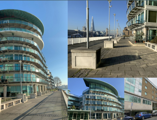 Cinnabar Wharf RTM Company Limited