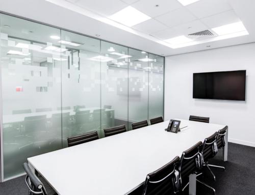 Securitax Ltd Commercial Office Refurbishment
