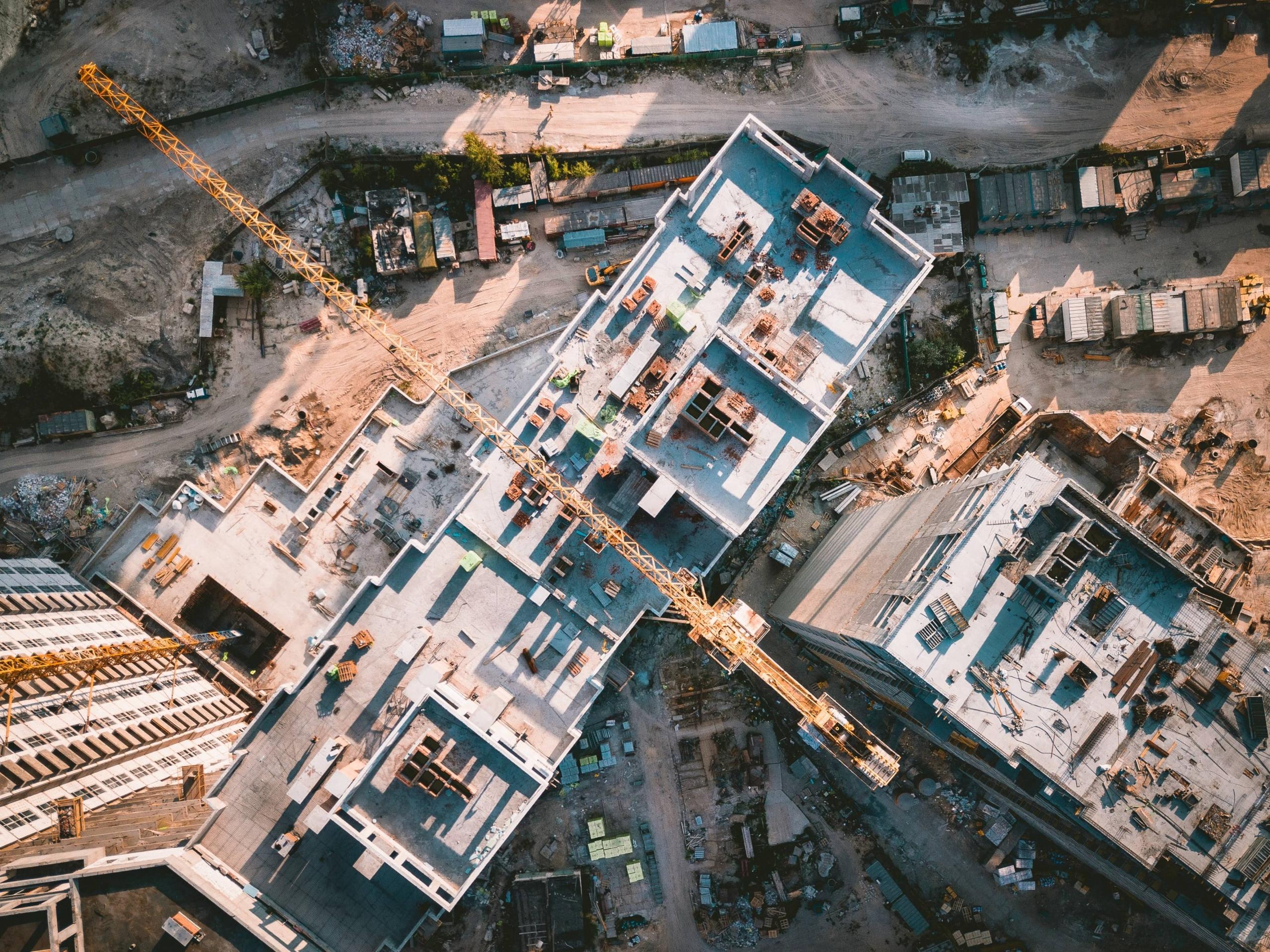 Rooftop development London